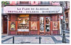 Zaragoza. Comercio tradicional. Fantoba