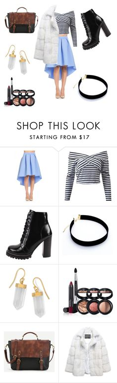 """""""Fancy AF"""" by kirsti-bartholin on Polyvore featuring Jeffrey Campbell, BillyTheTree, Laura Geller and Lilly e Violetta"""