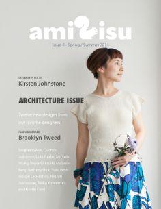 amirisu 4. Modern online knitting magazine