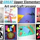 As an Elementary teacher for many years, I've found that you can never have too many art ideas...especially at the 4th, and 5th grade level. This P...