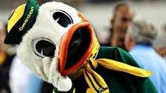 To Begin, Just Look at that Face | 15 Reasons Why The University Of Oregon Duck Is The Best Mascot Around