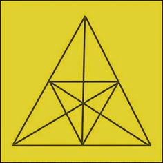 How Many Triangles Do You See : How Many Triangles Are There Puzzles With Answers