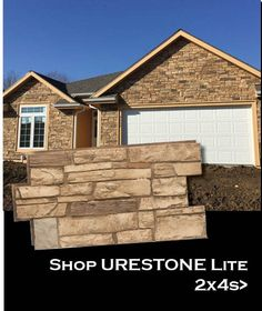 Panels can be used for interior and exterior design. Realistic faux stone panels. easy installation perfect for DIY projects and accent walls  FauxStoneSheets.com