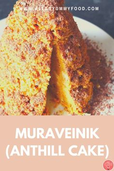 This is the childhood cake of most Slavic kids. Muraveinik is one of my favourite childhood desserts. Muraveinik cake recipe is pretty quick and simple. This is why this recipe was a staple in each home. This Muraveinik is perfect with your morning coffee or evening tea. Enjoy this oddity of a cake. Join our amazing membership to learn more recipes!