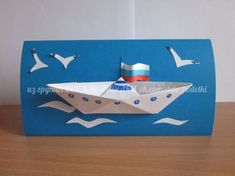 56 trendy art projects for children parents Sea Crafts, Summer Crafts For Kids, Crafts For Kids To Make, Easy Crafts For Kids, Paper Crafts, Craft Work For Kids, Projects For Kids, Art Projects, Painting For Kids