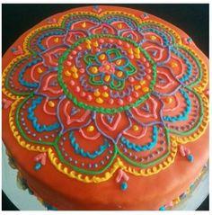 Torta mándala