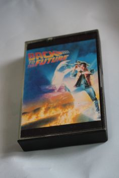 Back to the Future 1985 Original Soundtrack Tape Cassette, HTF. by AtticBazaar on Etsy Back To The Future, Soundtrack, Science Fiction, Tape, The Originals, Handmade Gifts, Vintage, Etsy, Sci Fi