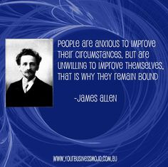 Quote by James Allen