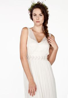 Saja 2014 Wedding Collection -- loving the Grecian vibe