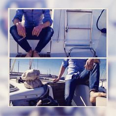 NAVY - Summer Shooting by #FEEL Abbigliamento Ravenna
