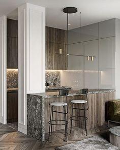 Lieblich Inspiration Zone Beleuchtung, Wohnen, Deko Tisch, Innenarchitektur Küche,  Küchenfront, Kleine Wohnung