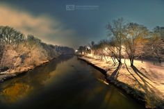 """Magic Kingdom at Night"" by Dariusz Łakomy"