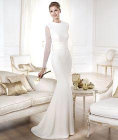 YELICE, Wedding Dress 2014, w/o the train