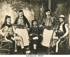 Albanian Volunteers for the Ottoman Empire Army from Shkoder, Albania Albanian People, Albanian Food, Albanian Culture, National History, Twelfth Night, Ottoman Empire, History Museum, Draco, Photos