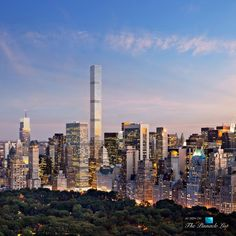 NEW YORK | 432 Park Avenue (Drake Hotel dev.) | (1,396) FT / 432 M | 89 FLOORS - Page 285 - SkyscraperPage Forum