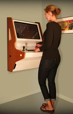 Personal Project - In-Home Arcade