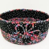 coiled fabric bowls tutorial - Google Search