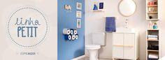 Banheiro Pequeno | Meu Móvel de Madeira | Meu Móvel de Madeira >> porta papel higiênico feito de tubo PVC