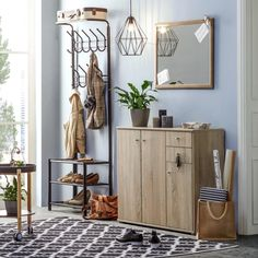 Schuhkipper in Eichefarben online kaufen ➤ mömax Flur Design, Hallway Designs, Shoe Cabinet, Table Storage, Inspiration Wall, Picture Wall, Storage Solutions, Entryway Bench, Trends