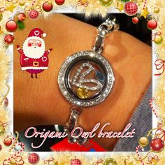 Hi everyone, I've just become an oragami owl designer, and would love to help you design a locket, place an order or answer any questions. Origami Owl Bracelet, Owl Charms, Oragami, Thirty One Gifts, Christian, Inspired, My Style, Clothes, Ideas