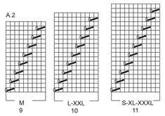 """Eva Sweater / DROPS 149-3 - Pull ajouré DROPS avec manches ¾, en """"Alpaca"""" et """"Kid-Silk"""". Du S au XXXL. - Free pattern by DROPS Design"""