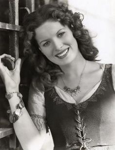 maureen o'hara | Maureen O'Hara | A Nine Pound Hammer....or a woman like you, either ...