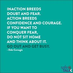 #safetotalk #confidence #courage #inspirational