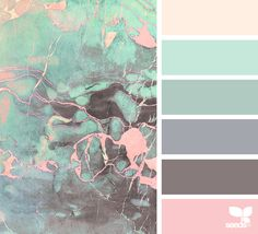 Design Seeds + Color Atlas by Archroma® Color Schemes Colour Palettes, Colour Pallette, Color Combos, Design Seeds, Pantone, Color Collage, Deco Boheme, Color Balance, Balance Design