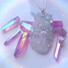 love, light & fairy dust #fairytales #fantasy #crystals
