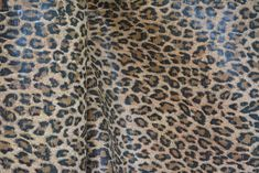 LEOPARD PRINT cork fabric - best available - Made in Portugal - Choose Size, textile quality, (USA Seller) - New Arrivals - Cork Fabric - Tailoring & Sewing Cork Fabric, Bohemian Look, Animal Print Rug, Portugal, Textiles, Sewing, Trending Outfits, How To Make, Pattern