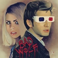 Rose and the 10th doctor! The best pair!