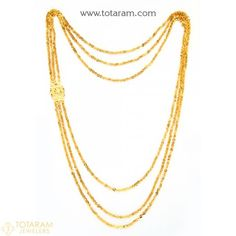 Traditional Necklaces for Women Indian Gold Necklace Designs, Indian Gold Jewellery Design, Indian Necklace, Indian Jewelry, Jewelry Design, Gold Necklaces, Gold Jewelry, Women Jewelry, Gold Haram