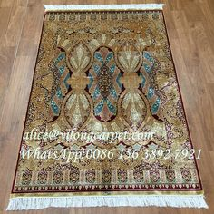 The customized handmade silk rug from Yilong carpet factory. Size: 3.3x5ft, 100% hand knotted, material : silk  230 lines, 367 kpsi. E-mail: alice@yilongcarpet.com Viber & WhatsApp: +86 156 3892 7921 #art #persaincarpetrug100%silk #persaincarpet   #persainrug #persainrug100%silk #handmade #carpetandrug #handmadepersian #handmadechinesesilkcarpet #handmadesilkcarpet #chinesesilkcarpet #carpetlivingroompersian #silkcarpetrunner #persainfourseasonssilkcarpet #fourseasonssilkcarpet
