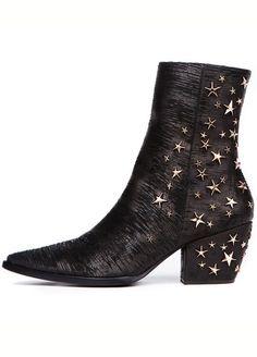 Matisse Black Star Charlotte Boot