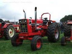 International Harvester 1468 |