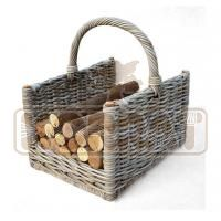 Ratanový koš na dřevo 50832 Kliknutím zobrazíte detail obrázku.