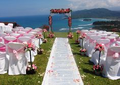 I Want To Have My Wedding Overlooking The Ocean Spot Places