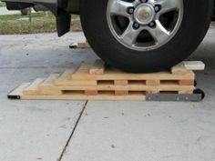 17 Best images about car ramps on Pinterest | Homemade, Classic cars and Raising