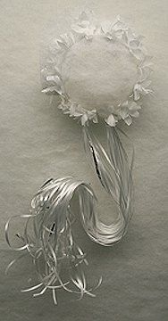 White Fairy Ribbon Halo by Coxlures. $6.95. A stunning white stretchy fairy halo with long flowing ribbons cascading down the back. This is the perfect accessory for a pixie or fairy costume. Also great just for fun! One size fits most children & adults. The below quantity discounts will work in any combination with all of our halos! Discounts calculated at checkout.  |Quantity To Purchase| Discount Amount |Purchase 10-20| 10% Discount |Purchase 21+| 20% Discount