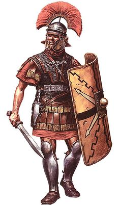 Centurion of the XXth Legion, time of the Julio-Claudian dynasty