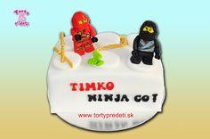 Torta Lego Ninjago