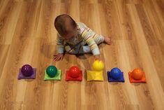 0-1 Yaş Bebeklerle Evde Yapılacak Aktiviteler