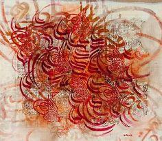 Sadegh Tabrizi - Untitled, oil on canvas on MutualArt.com