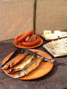Viking Food - Looking for the Evidence