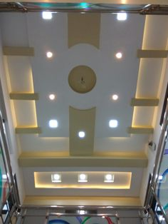 pop design for hall pop false ceiling design pop ceiling design for living room plaster of paris designs for ceiling Simple False Ceiling Design, Gypsum Ceiling Design, Interior Ceiling Design, House Ceiling Design, Ceiling Design Living Room, False Ceiling Living Room, Bedroom False Ceiling Design, Living Room Designs, Latest False Ceiling Designs