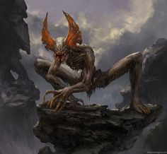 Undead Cave Monster