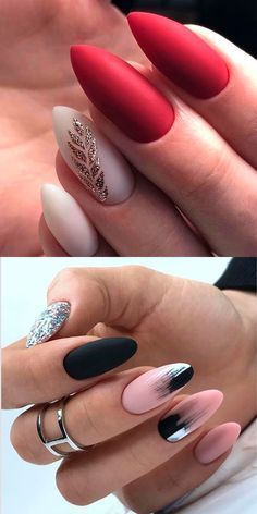 Chic Nails, Classy Nails, Stylish Nails, Simple Nails, Elegant Nails, Blush Pink Nails, Maroon Nails, Pretty Nail Colors, Pretty Nails