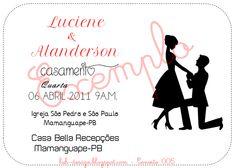 Convite 005 - by luh-design.blogspot.com