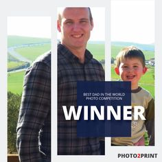Enjoy creating your memories with us!                            #competition #competitionseason #family_moments #win #photo2printza #shareandwin #photobookcompetition #SouthAfrica #memories Photo Competition, World Photo, Best Dad, Photo Book, Create Yourself, Congratulations, Dads, Memories, Instagram