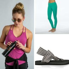 Ladies! Update Your Yoga Closet Now - We've Got Must-Have Goods: Choosing From All the Yoga Options